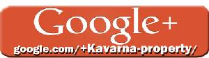 Присоединяйтесь к нашей странице на Google+ https://google.com/+Kavarna-property/